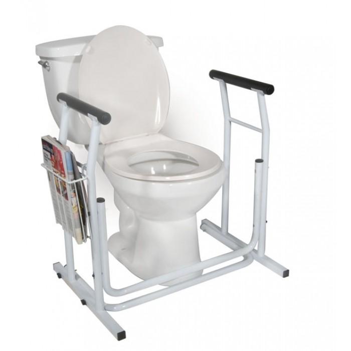 Rampe De S 233 Curit 233 Barre D Appui Autonome Pour Toilettes