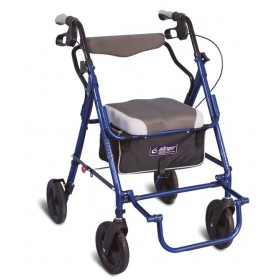 Airgo Duo Rollator, Transport Feature
