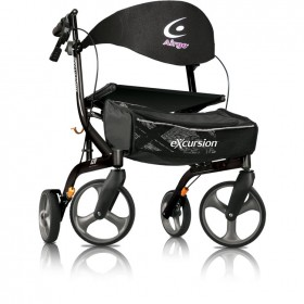 Airgo Excursion X20 Walker Rollator - Standard height