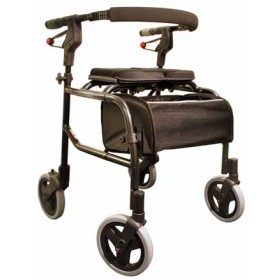 Nexus 3 Rollator Walker With Soft Bag