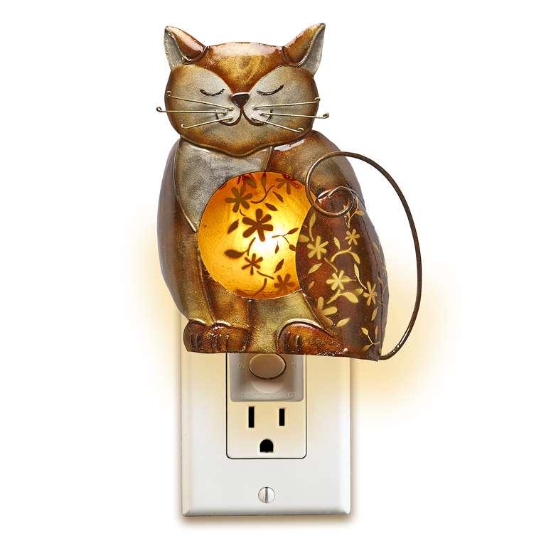 Decorative Night Light Cat