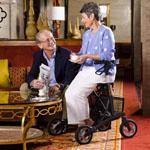 Five factors to consider when buying walkers or rollators