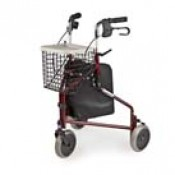 3 Wheels Rollator Walker