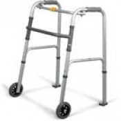 Basic Walkers With 2 Wheels