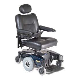 Chaises roulantes motorisées