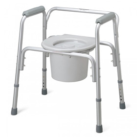 Aluminum Commode Chairs