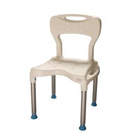 Bath Chair With Backrest