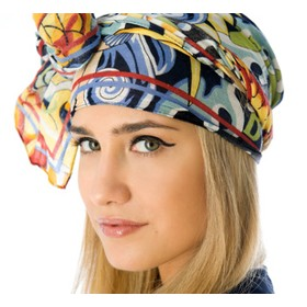 Head Wraps for Cancer