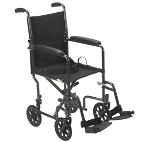 Low Cost Transport Wheelchair