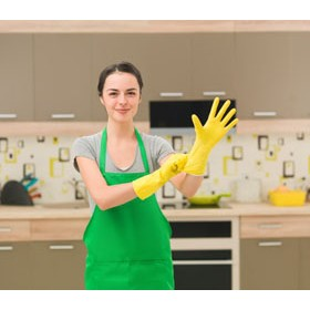 Eco-Friendly Kitchen Cleaners