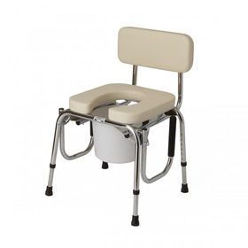 Padded Commodes Chairs