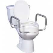 Raised Toilet Seats 3.5""