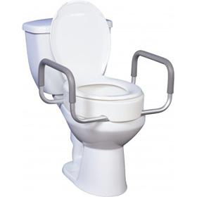 "Raised Toilet Seats 3.5"""