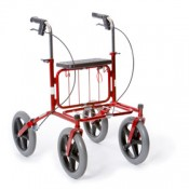 Rollator With Bigger Wheels