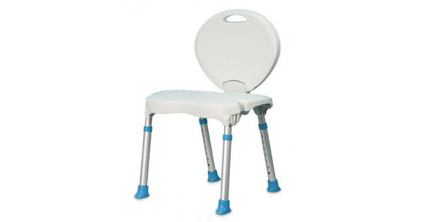 Aquasense folding bath seat for Chaise pliable