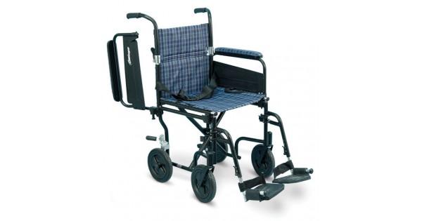 chaise roulante de transport sup rieur comfort plus plaid. Black Bedroom Furniture Sets. Home Design Ideas