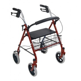 Rolling Walker Basic and Economic for Seniors