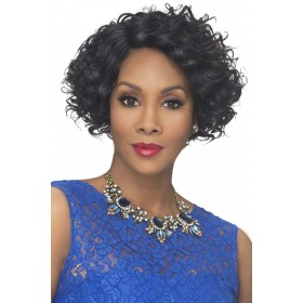 Synthetic Hair African American Women Wigs Acura Short Curly
