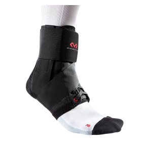 Athletic Ankle Brace With Lacer and Straps for Sports McDavid