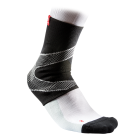 Athletic Elastic Ankle Brace 4-Way Gel Buttresses McDavid