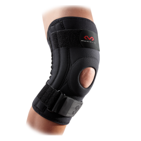 Athletic Knee Support and Patella Elastic with Stays Mc