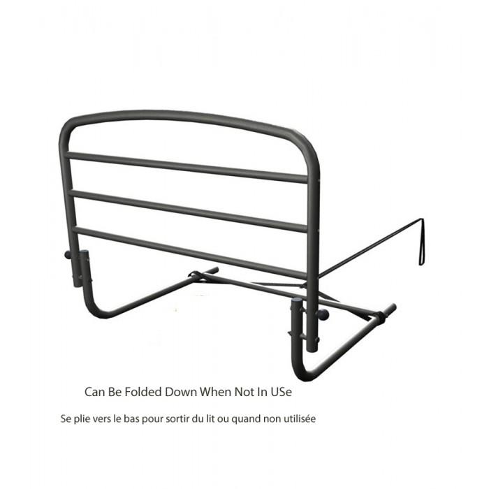 cot de lit adulte pliable barre de lit long. Black Bedroom Furniture Sets. Home Design Ideas