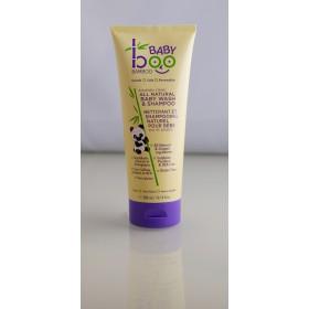 Boo Bamboo Natural Baby Wash & Shampoo 300ml