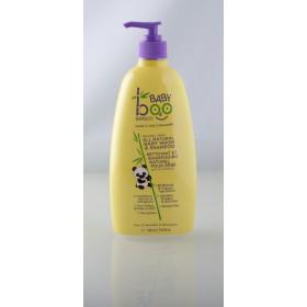 Boo Bamboo Natural Baby Wash & Shampoo 550ml