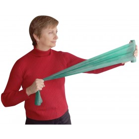Cando Exercise Band - 6 Yrd - Red - Light