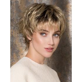 Click Women Wig Synthetic Hair Short Wavy by Ellen Wille