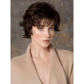 Date Women Wigs Synthetic Hair Short Wavy by Ellen Wille