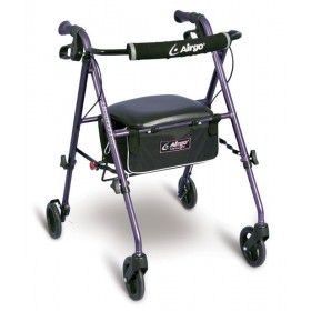 Airgo Ultra-Light Rollator - with adjustable height