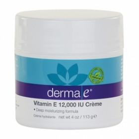Moisturizing Cream Vitamin E 12,000 IU for Severely Dry Skin