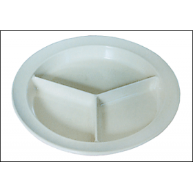 Divided Plate - Plastic