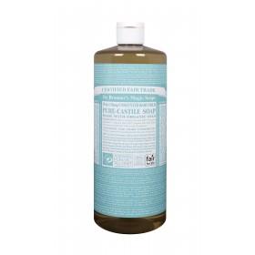 Castile Hands Liquid Soap Organic Baby Unscented 946ml