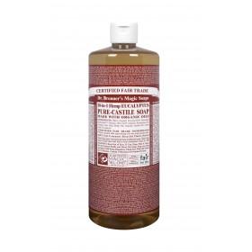 Castile Hands Liquid Soap Organic Eucalyptus 946ml