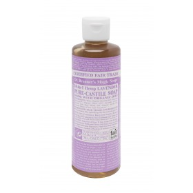 Castile Hands Liquid Soap Organic Lavender 237ml