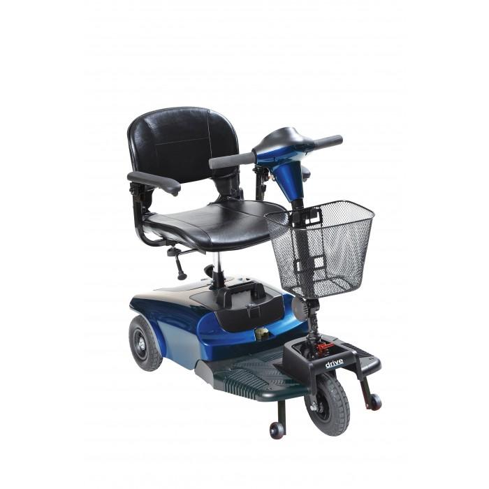 scooter triporteur 3 roues de voyage l ger et compact personnes g es. Black Bedroom Furniture Sets. Home Design Ideas