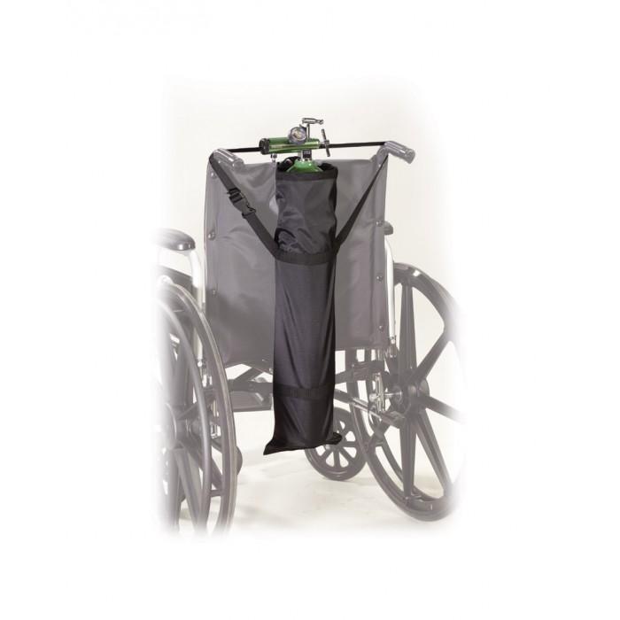 Sac de transport pour bouteille d oxyg ne universelle pour fauteuil roulant - Peut on coucher un refrigerateur pour le transporter ...