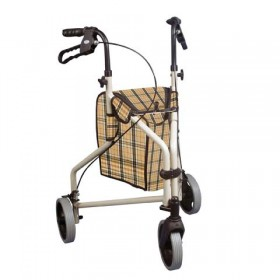 Rollator & Walker with 3 Wheels - Light and Compact Winnie Lite Supreme