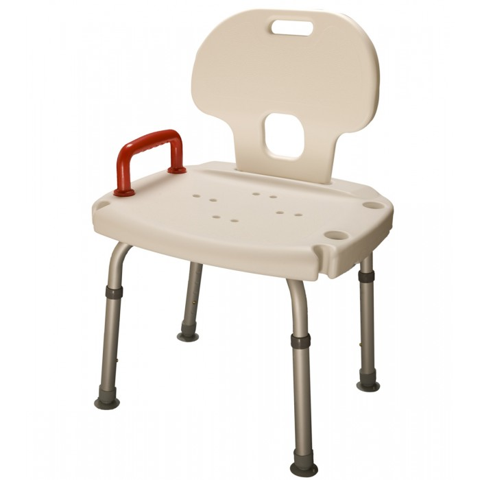 Ergonomic Shower Chair Easy to Clean with Backrest Dana Douglas