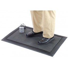 Floor Alarm Mat With Local Alarm To Detect Patient Movement