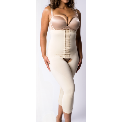 adc1d3932c High Waist Women Pants Liposuction Tummy Tuck Lift Garments
