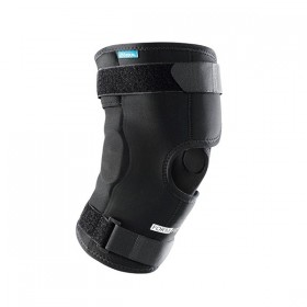 Hinged Knee Brace Form Fit Easy Wrap