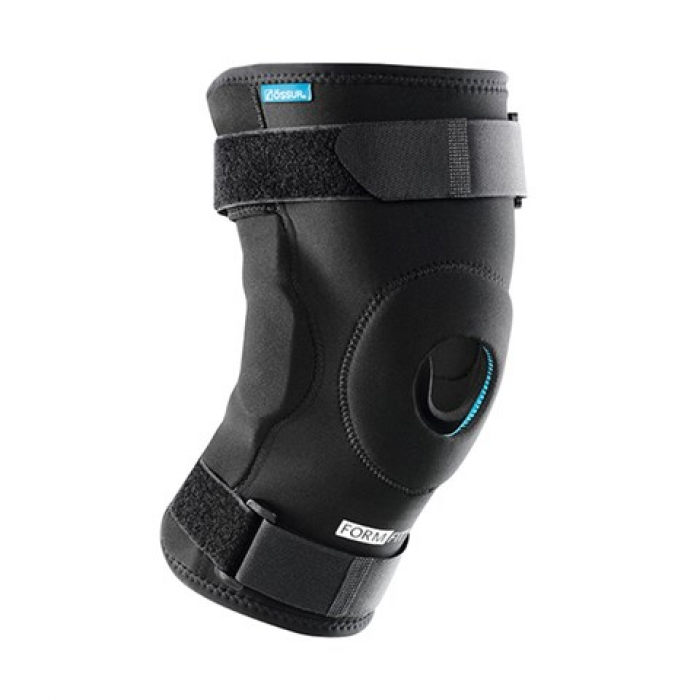 dcac705259 Hinged Knee Braces Form Fit Sleeve. Click Image for Gallery