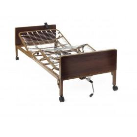 lit d 39 h pital lit lectrique automatique manuel. Black Bedroom Furniture Sets. Home Design Ideas