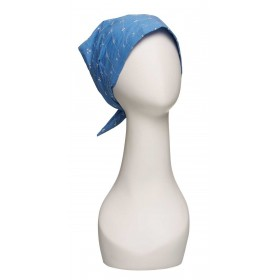 Eyelet Head Scarf by Jon Renau