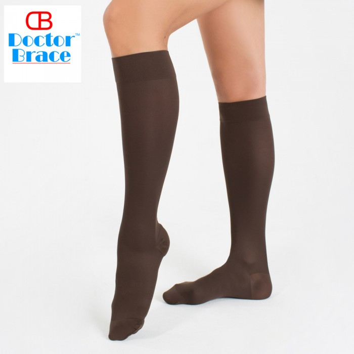 5267d6575d Compression Stockings For Women 30-40 mmhg Knee High CircuTrend