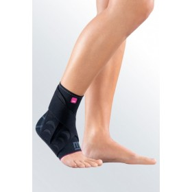 Levamed Active Ankle Support with Stabilizing Strap