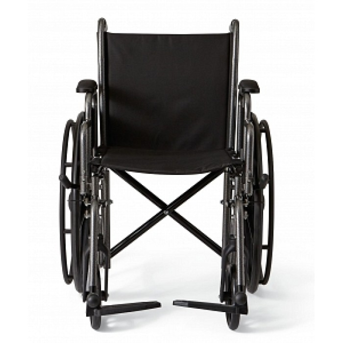 Chaise roulante l g re de base 18 accoudoirs taille bureau - Chaise roulante de bureau ...